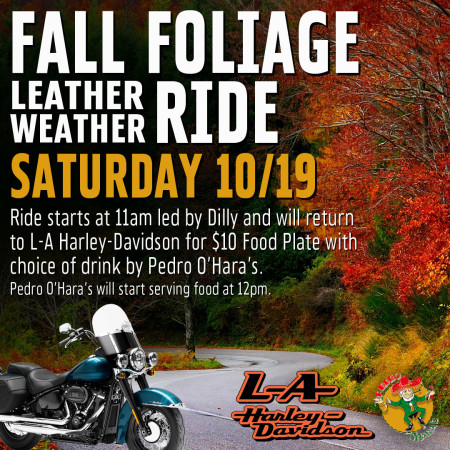 Fall Foliage Ride