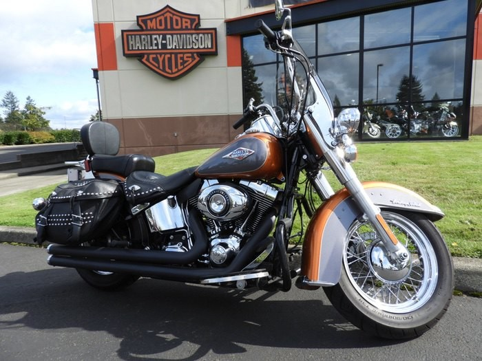 Used 2015 Heritage Softail Classic