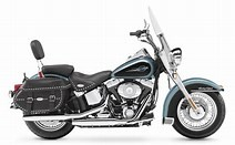 FLSTC  2007 Heritage Softail® Classic Firefighter SE