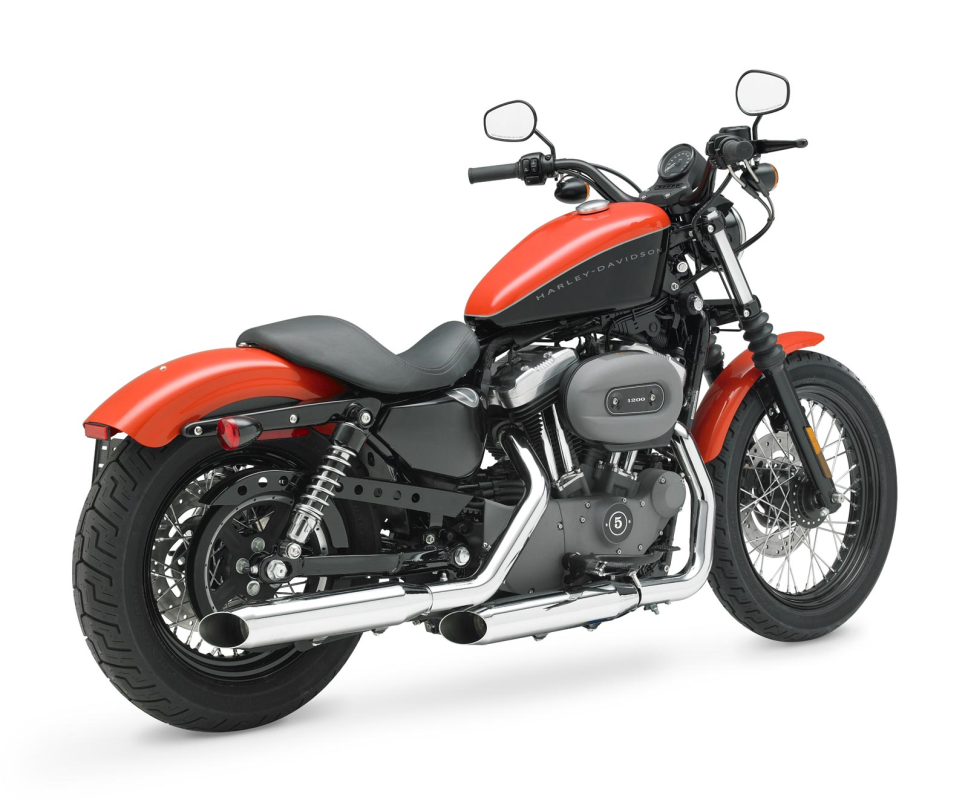 XL 1200N 2009 1200 Nightster<sup>®</sup>