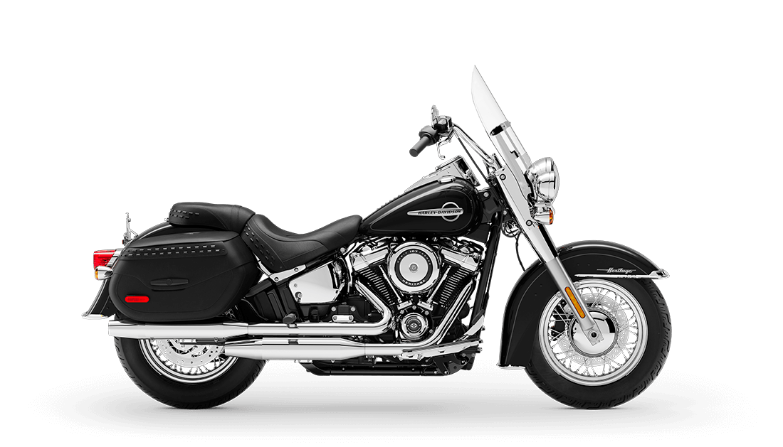 2020 Harley Davidson Softail Heritage Classic FLHC