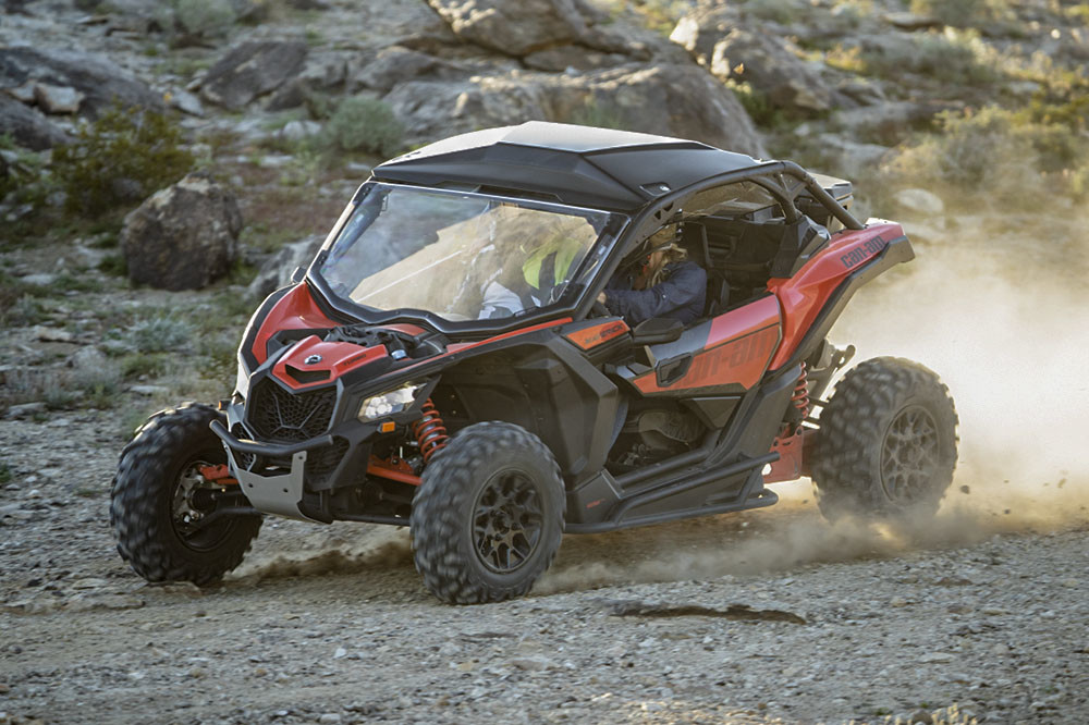 2020 Maverick X3 Turbo Instagram image 3