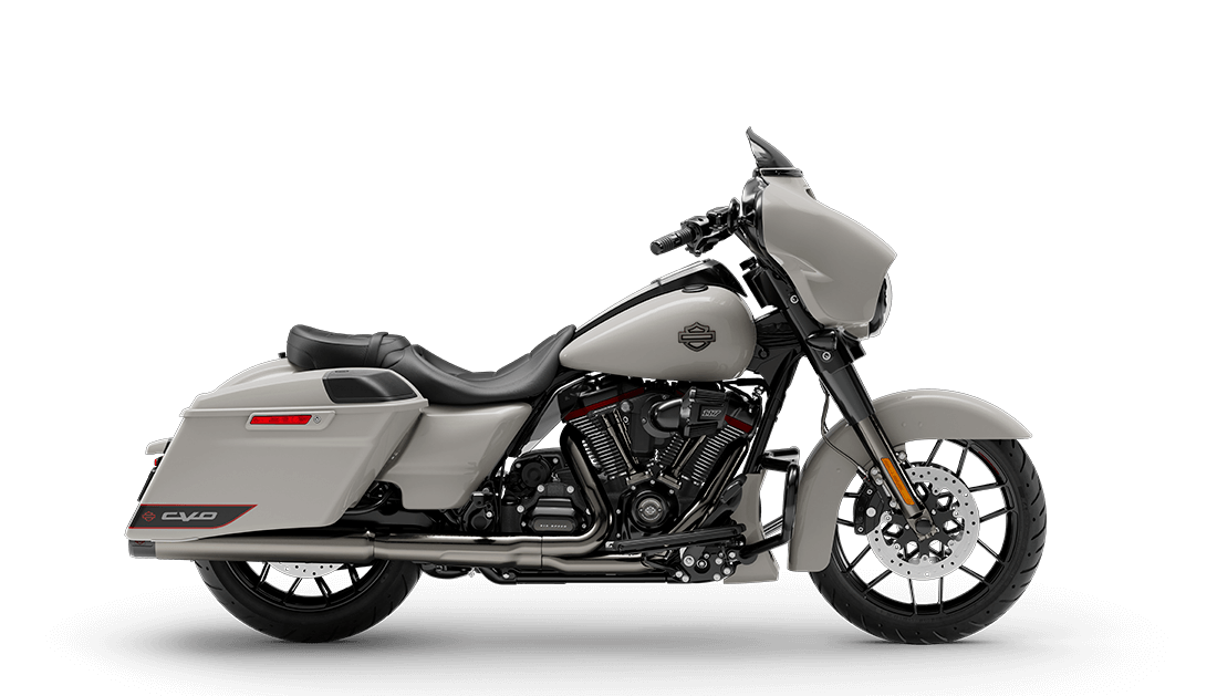 FLHXSE 2020 CVO<sup>™</sup> Street Glide<sup>®</sup>