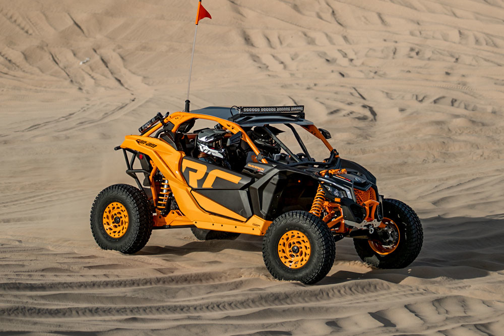 2020 Maverick X3 X RC Turbo Instagram image 2