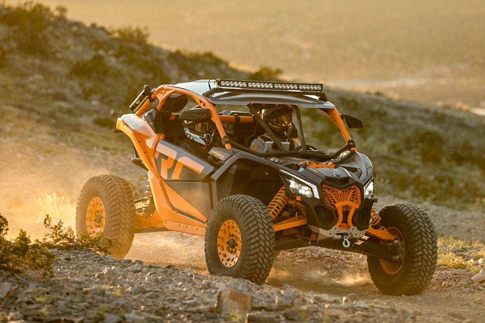 2020 Maverick X3 X RC Turbo Instagram image 4