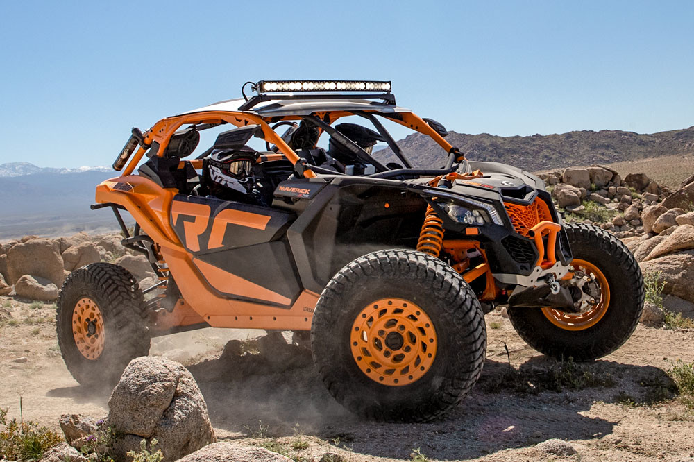 2020 Maverick X3 X RC Turbo Instagram image 3