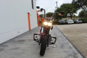 Used 2016 Harley Davidson Fat Bob Motorcycle For Sale Miami Florida thumb 0