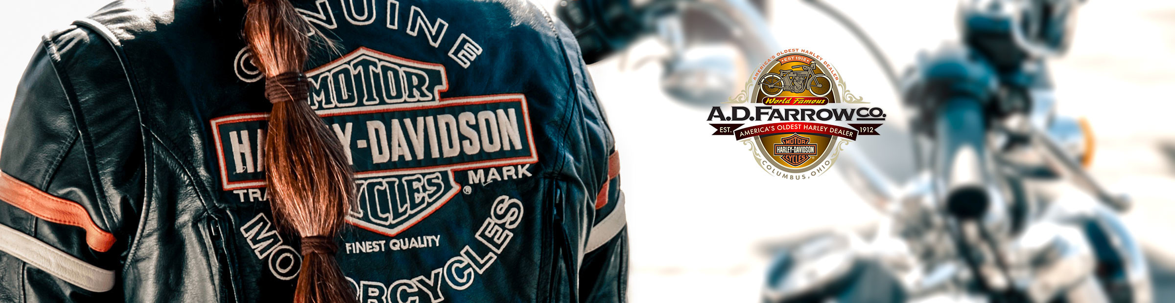 Events at A.D. Farrow Co Harley-Davidson®
