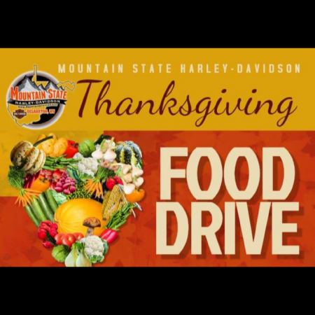 MSHD Thanksiving Food Drive