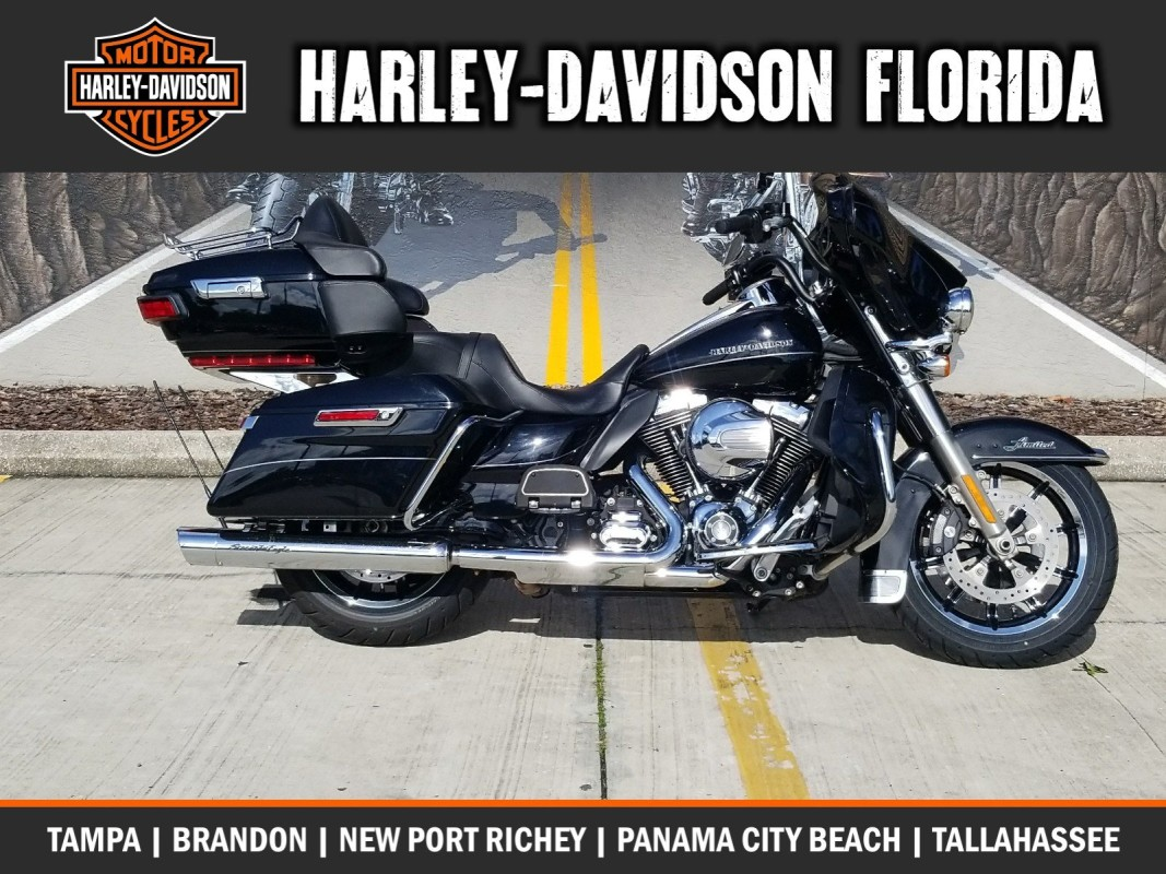 Harley-Davidson<sup>®</sup> 2015 Ultra Limited