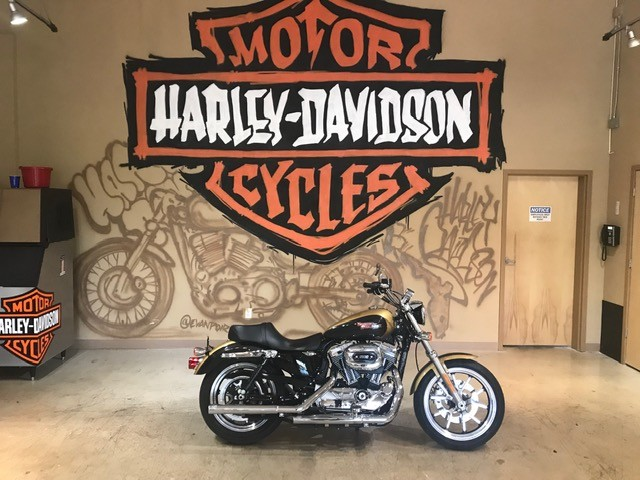 2017 H-D XL1200T SuperLow 1200T