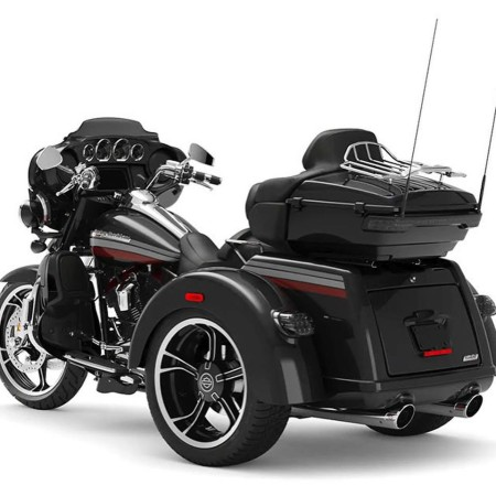 CVO™ Tri-Glide® vs. Tri-Glide Ultra®  - Twins, Siblings or Rivals?
