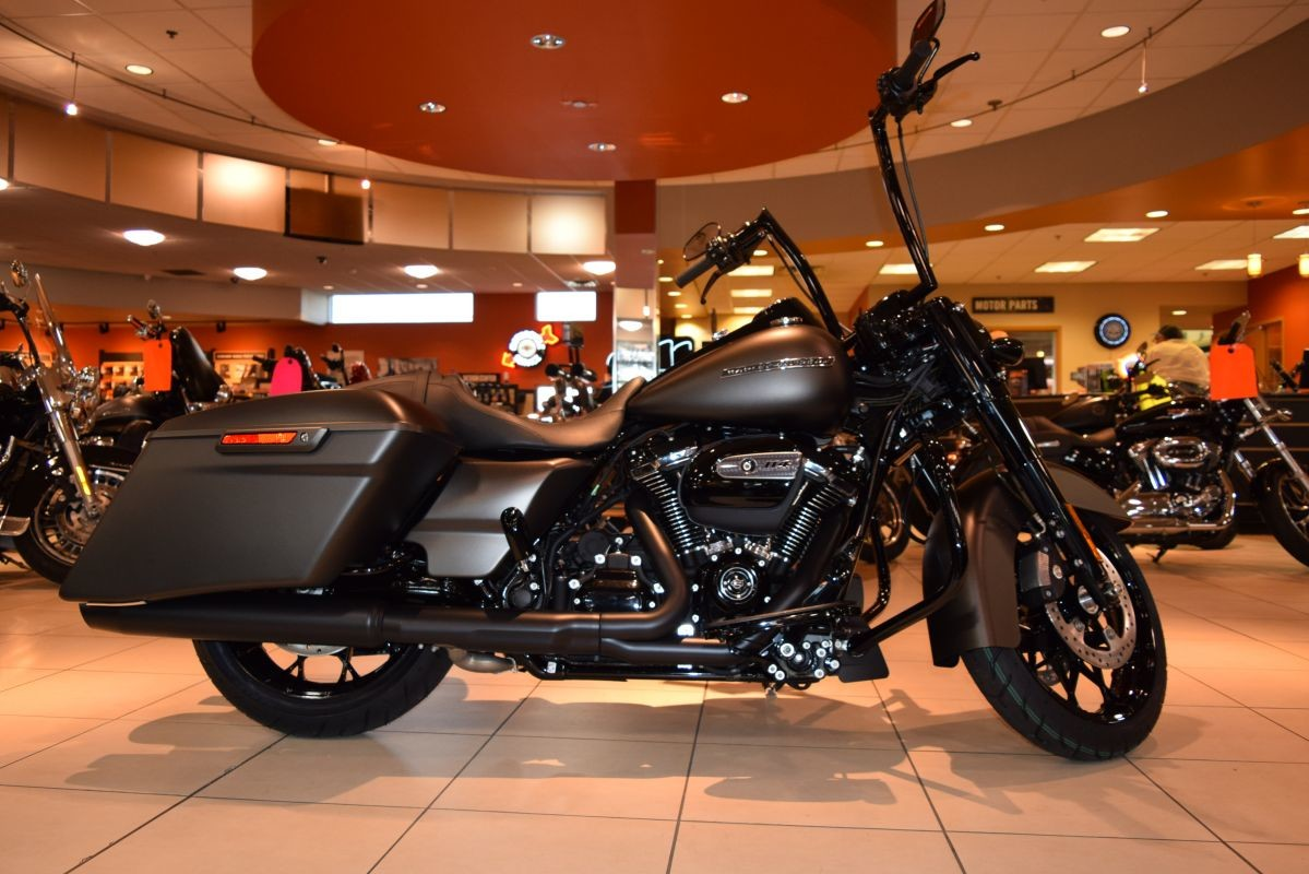 Road King For Sale >> 2020 Harley Davidson Touring Flhrxs Road King Special New Motorcycle For Sale Eden Prairie Minn