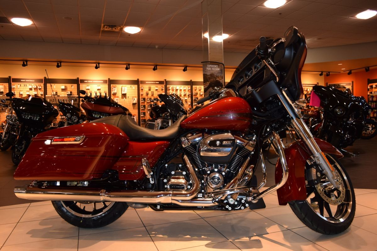 2020 Harley Davidson Street Glide Touring Flhx New Motorcycle For Sale Eden Prairie Minnesota