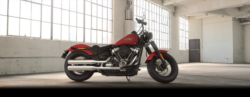 Used 2018 Softail Slim