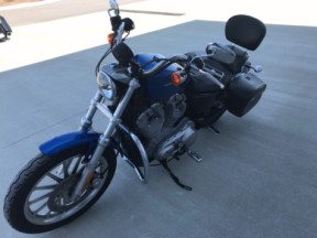 2007 XL883L Sportster Low thumb 0