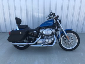 2007 XL883L Sportster Low thumb 3