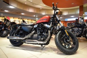 2019 Harley-Davidson Sportster XL1200X Forty-Eight thumb 0