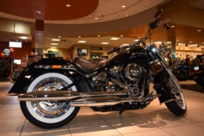2019 Harley-Davidson Softail Deluxe FLDE thumb 0