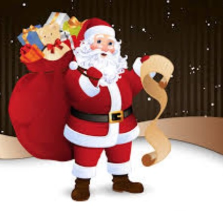 Santa Claus visits Salem HD: gifts and photos for kids