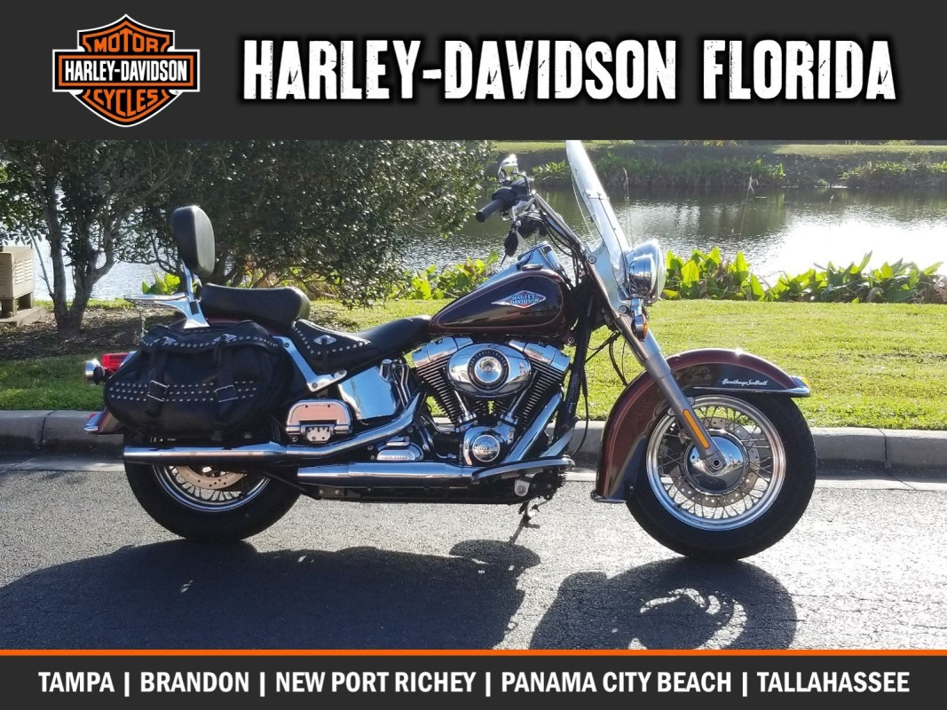 Harley-Davidson<sup>®</sup> 2015 Heritage Softail<sup>®</sup> Classic