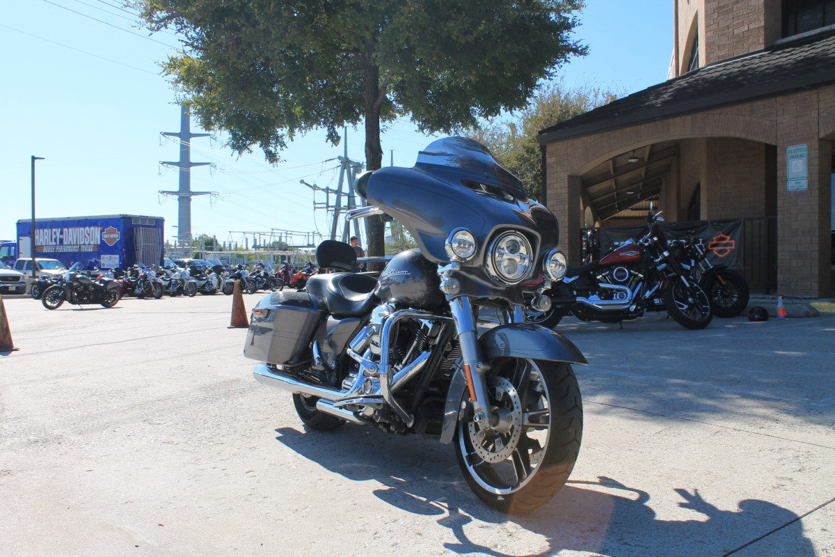 2015 HARLEY-DAVIDSON® Street Glide<sup>®</sup> Special  FLHXS