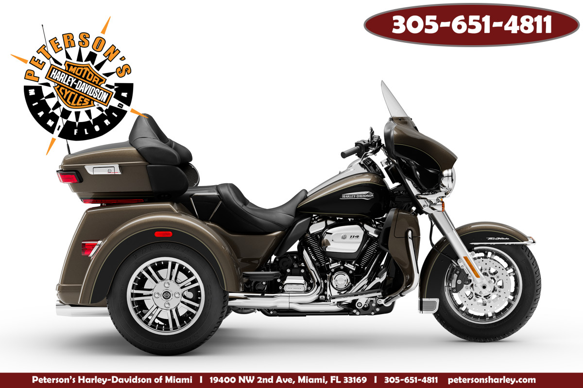 New Harley Davidson FLHTCUTG Tri Glide Ultra For Sale Miami Florida