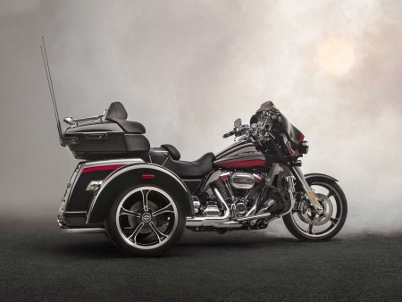 Meet Harley-Davidson's Newest CVO, The 2020 Tri Glide