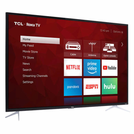 Win A Free 50 Inch Smart TV With Roku