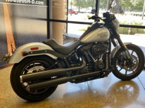 Barracuda Silver 2020 Harley-Davidson® Low Rider® S FXLRS  thumb 1