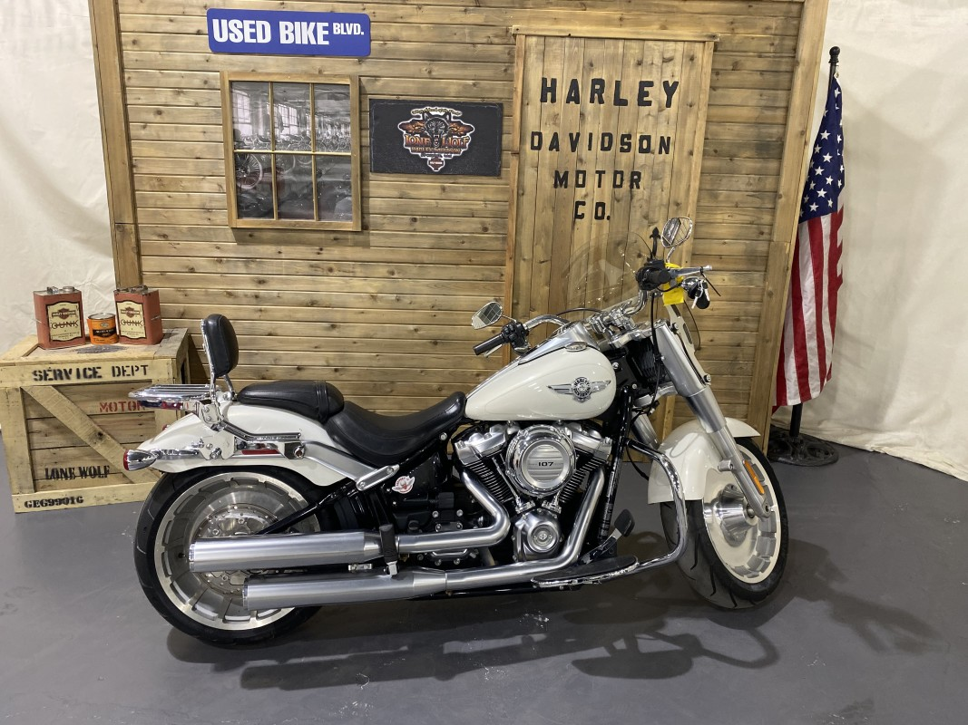 2018 FLFB FAT BOY SOFTAIL