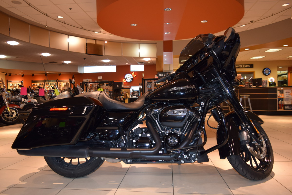 2019 Harley Davidson Street Glide Special Touring Flhxs Used Motorcycle For Sale Eden Prairie M