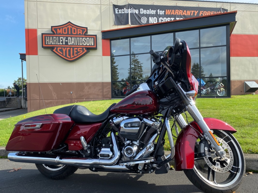 Used 2017 Street Glide® Special