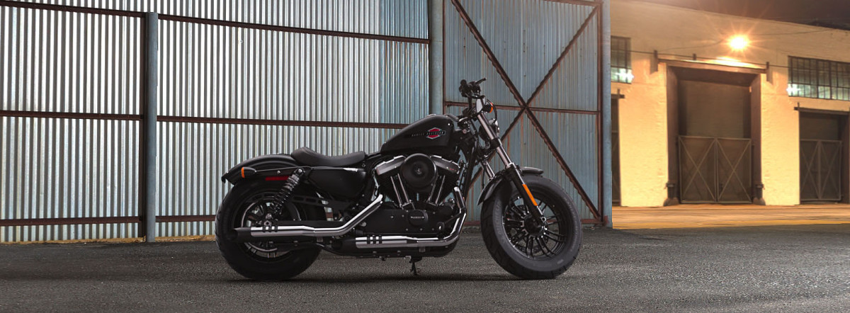 2019 H-D XL 1200X Forty-Eight