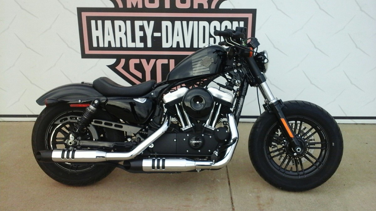 2017 Harley Davidson Sportster Forty-EIght XL1200X