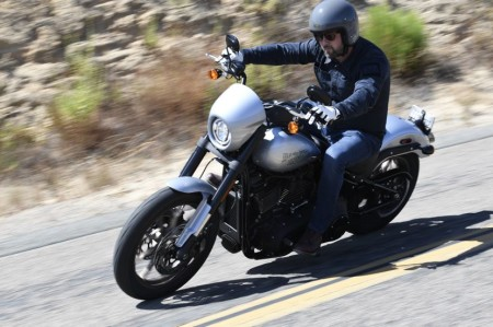 Harley-Davidson Low Rider S Review