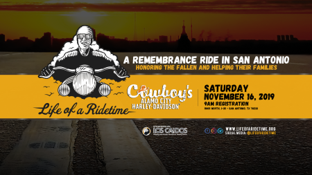 Life of a Ridetime 2019: San Antonio Remembrance Ride