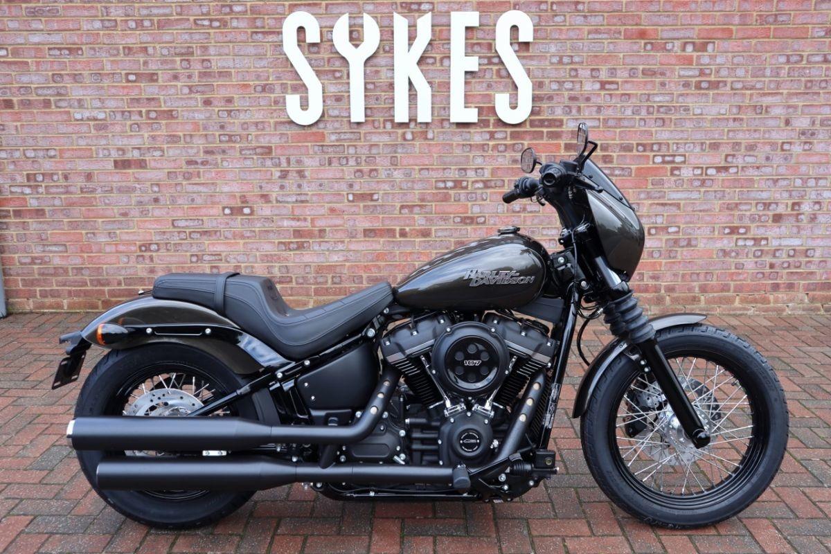 CUSTOM 2020 Harley-Davidson FXBB Softail Street Bob in ...