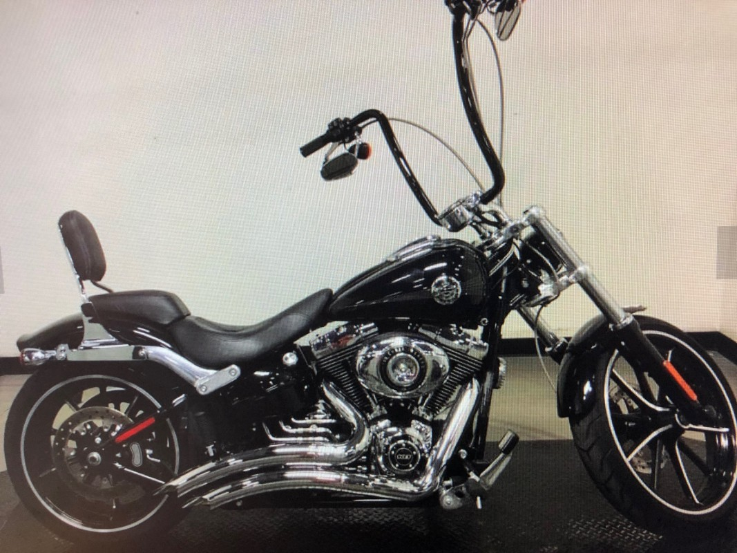 2013 FXSB SOFTAIL BREAKOUT
