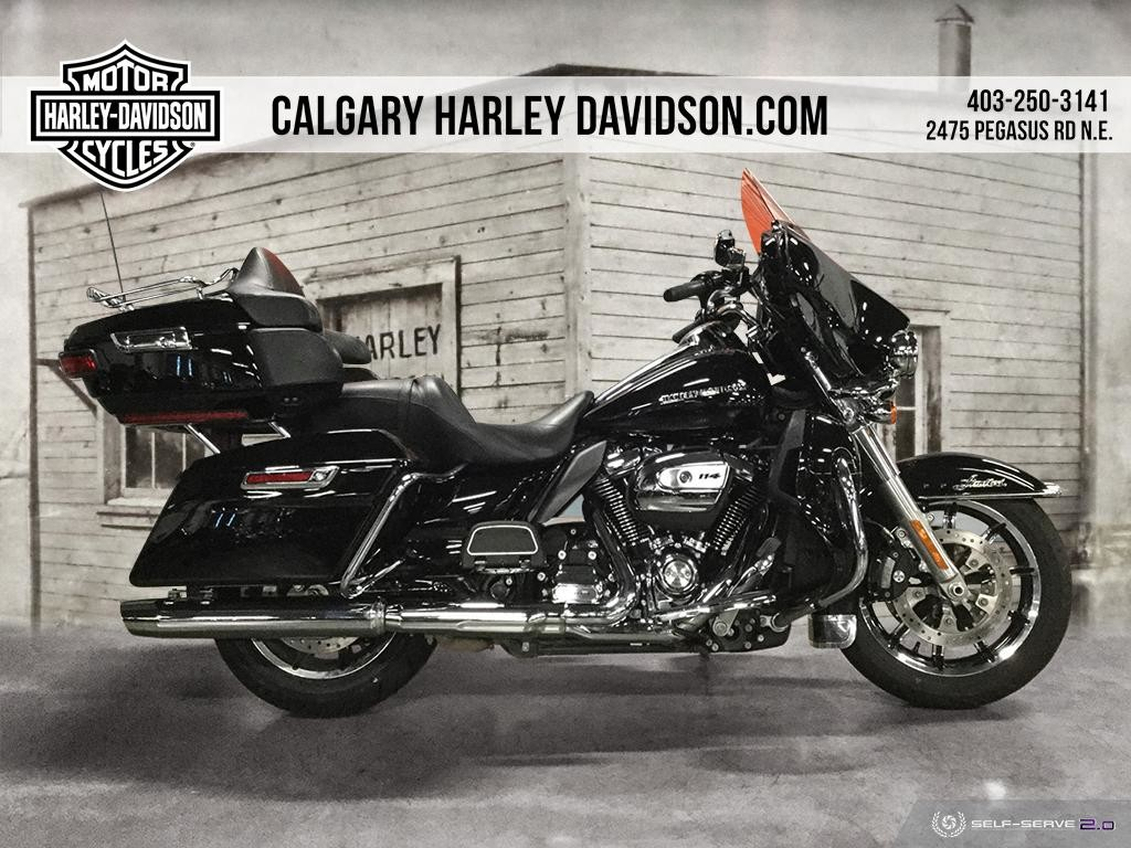 **PRICE REDUCED** 2019 FLHTK Electra Glide<sup>®</sup> Ultra Limited