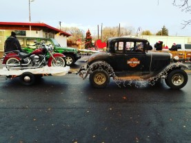 Twin Falls City Lights Parade