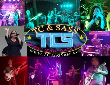 TC & Sass in Concert