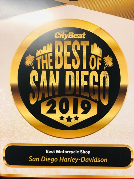 Best of San Diego! 2019