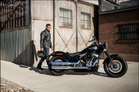 GET ON SELECT SOFTAIL® MODELS FOR UNDER $250* PER MONTH