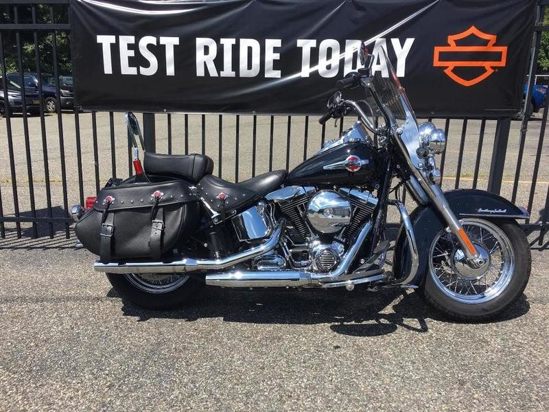 2017 Heritage Softail<sup>®</sup> Classic WINTER DEAL!