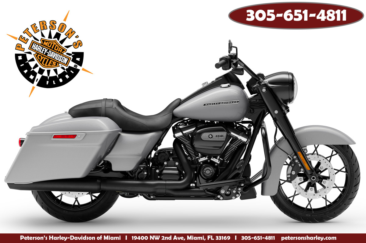 New 2020 Harley Davidson FLHRXS Road King Special For Sale Miami Florida