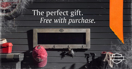 Free Holiday Gift with Purchase