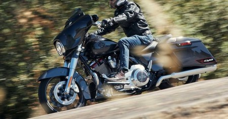 2020 Harley-Davidson CVO Street Glide First Ride Review
