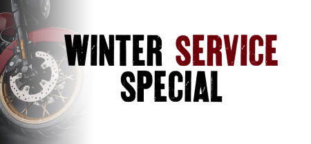 WINTER SERVICE SPECIAL: INTEREST-FREE PAYMENT PLANS
