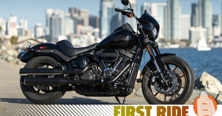 The 2020 Harley-Davidson Low Rider S is all High Bars and Horse Power